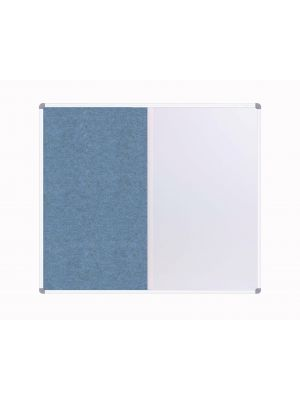 Combination Board - Commercial whiteboard/Valour Pinboard