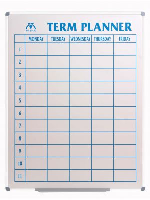 Term Planners Steel Aluminium